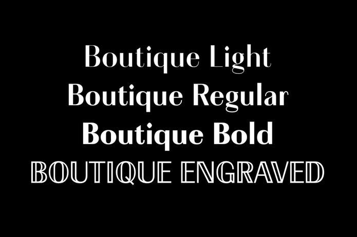 Boutique | Slanted - Typo Weblog und Magazin