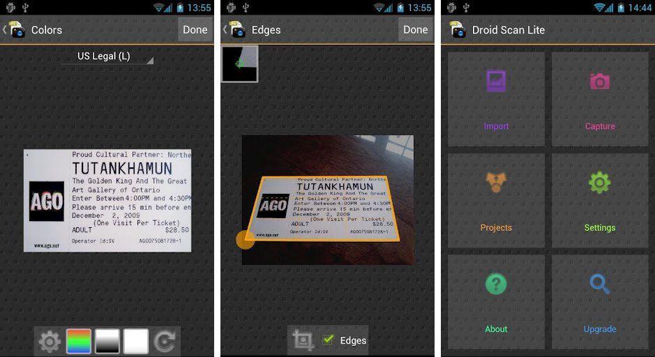 Android business card scanner gratis visitkort design pinterest android business card scanner gratis reheart Gallery