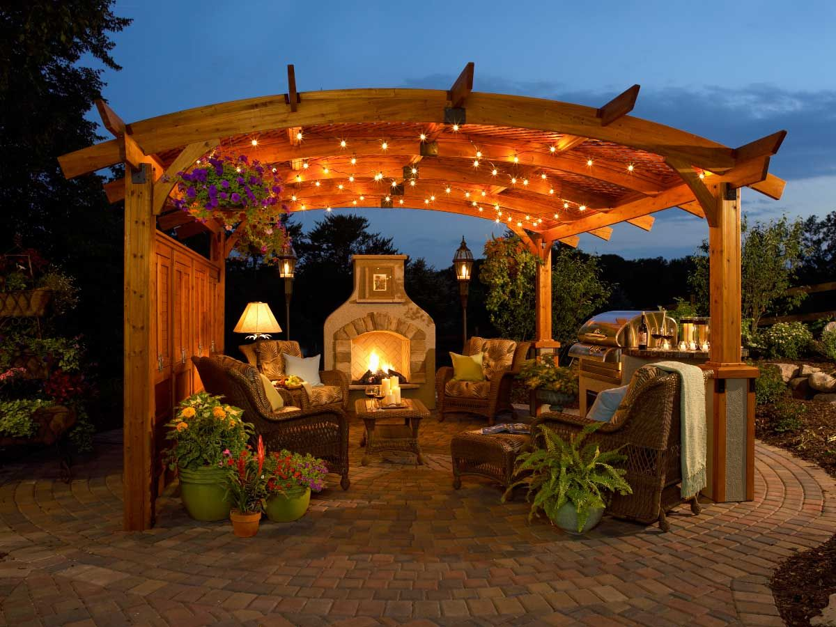 Porch & Patio - Outdoor Furniture, Firepits, Awnings ... on Living Spaces Patio Set id=43187