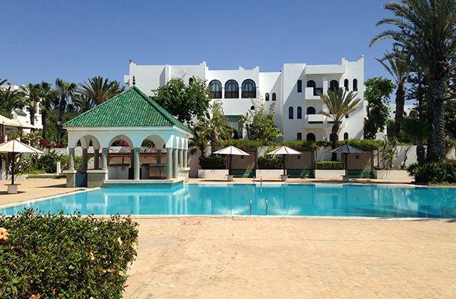 Club Marmara Les Jardins D Agadir 4 Sejour Maroc Pas Cher
