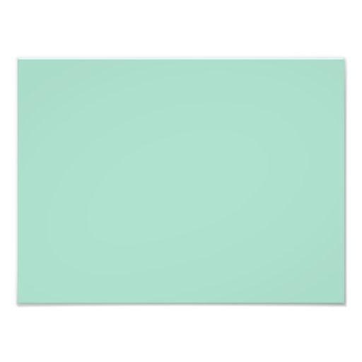 Color Seafoam Green