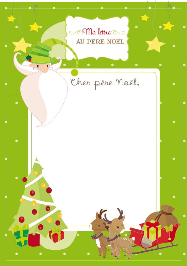 La lettre au Père Noël (Goodie !)