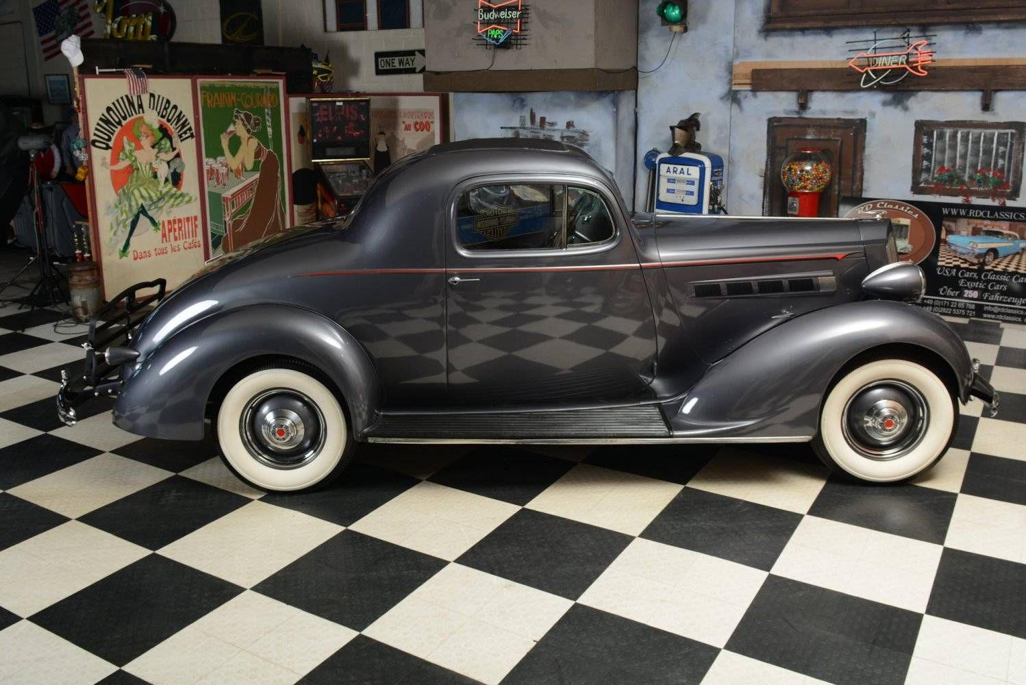 1936 Packard 120 Coupe For Sale 1727289 Packard Classic Cars Trucks Coupe