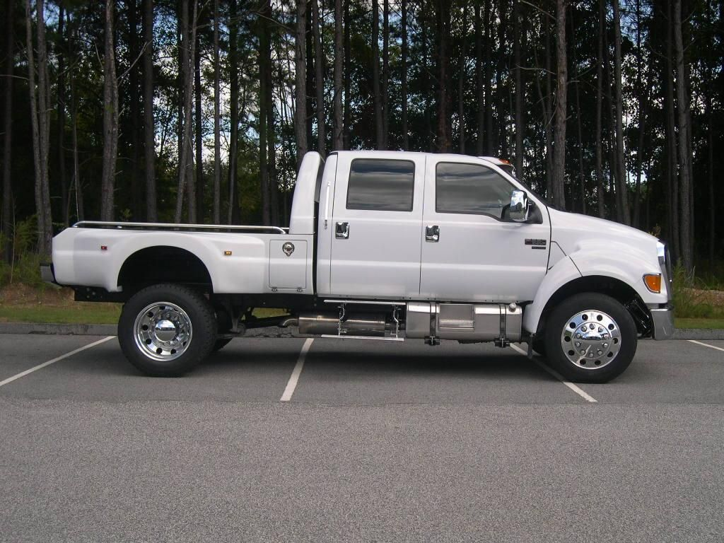 Ford f 850