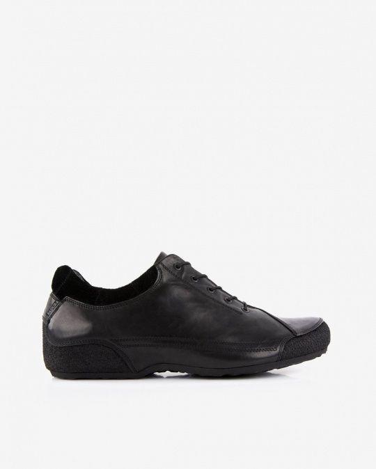 Polbuty 2184 036 Obuwie Meskie Badura All Black Sneakers Sneakers All Black