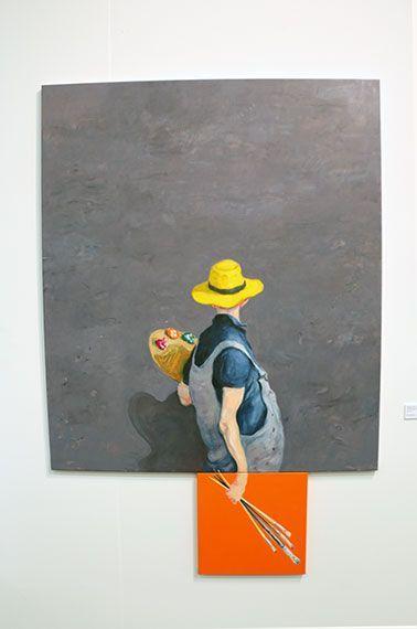 Art Fair Week In Pictures 2014 Malerier Figurativ Kunstnere
