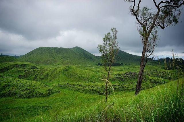 Kawah Wurung Merupakan Wisata Baru Di Bondowoso Wisata Alam Ini Sangat Cocok Cocok