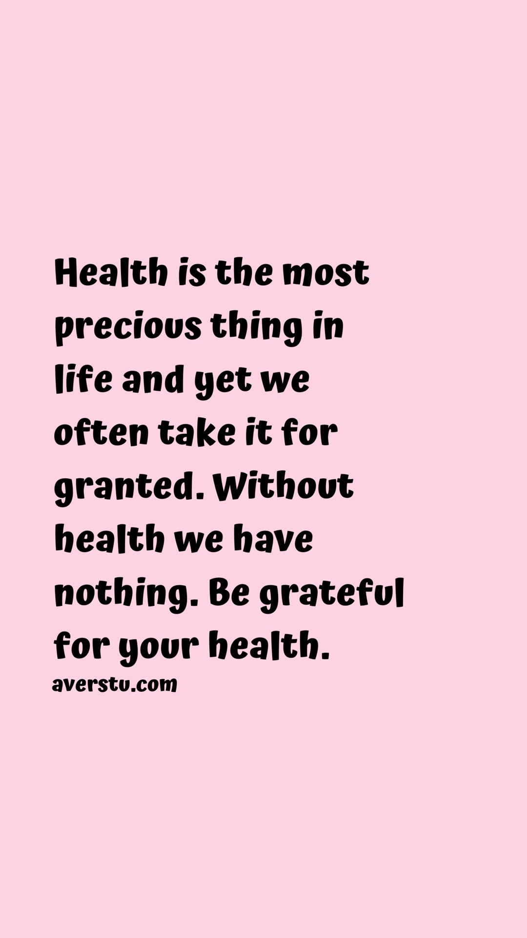 Grateful for health quotes