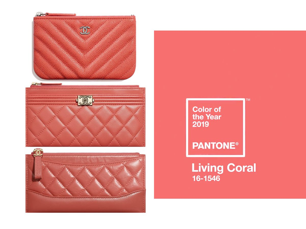 82a83570b5e  BAGAHOLICBOY SHOPS  Shop Pantone s Colour Of The Year At Chanel –  BAGAHOLICBOY