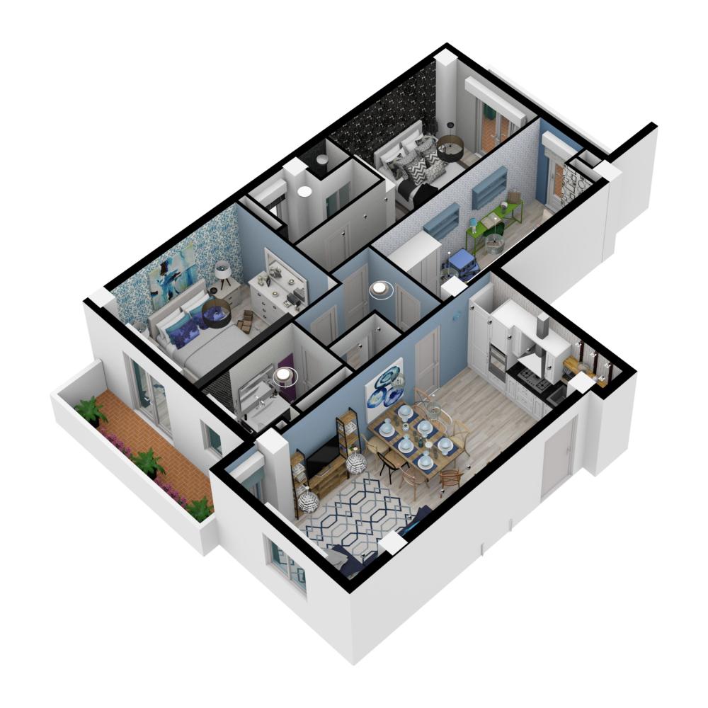 Nice Plan Made On Floorplanner Com In 2021 How To Plan Create Floor Plan Bedroom Setup