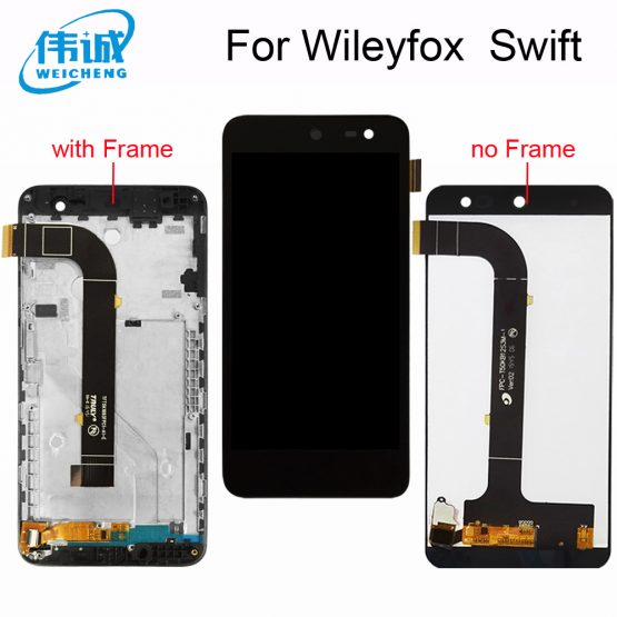 WEICHENG Wileyfox Swift Touch screen+ Lcd screen display assembly Deals - PhoneSep.com