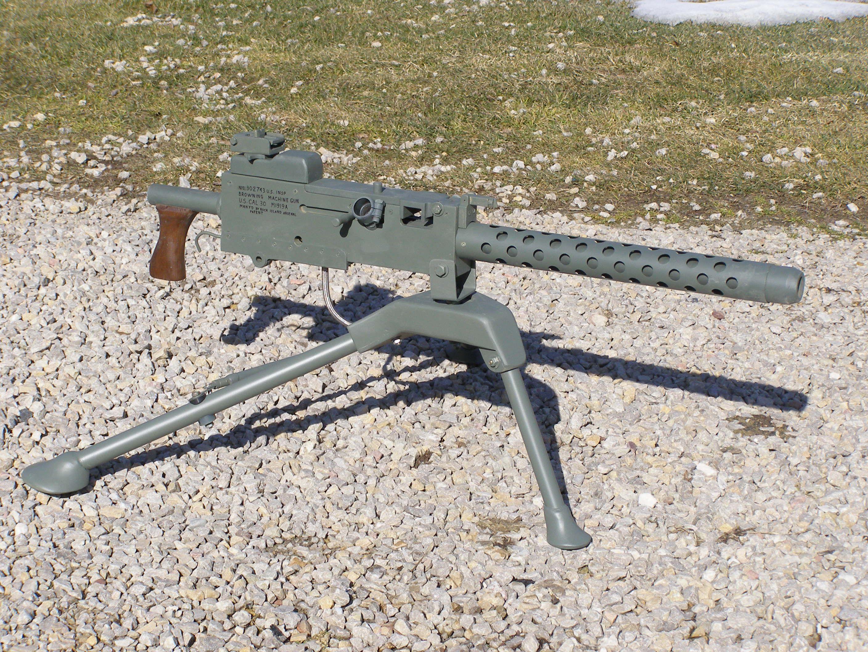 Paintball gun  Replica M1919 Browning machine gun  | Cool