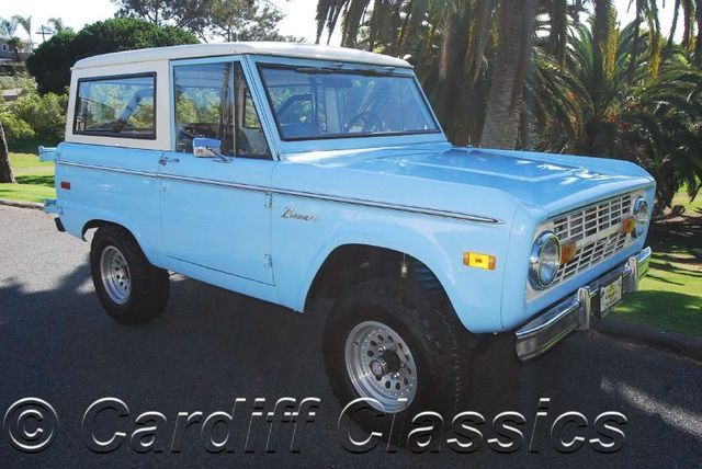 Used Ford Bronco >> 1974 Ford Bronco Ford Bronco Used Ford Bronco Car