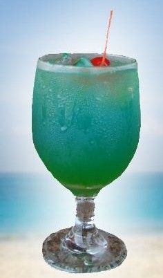Neptune Banana Liquer Blue Curacao Pineapple Juice White Rum Liqueur Drinks Cocktails To Try Pineapple Juice