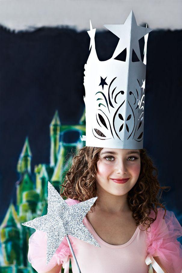 The Wonderful Wizard of Oz Party | Kronen, Basteln und Kind
