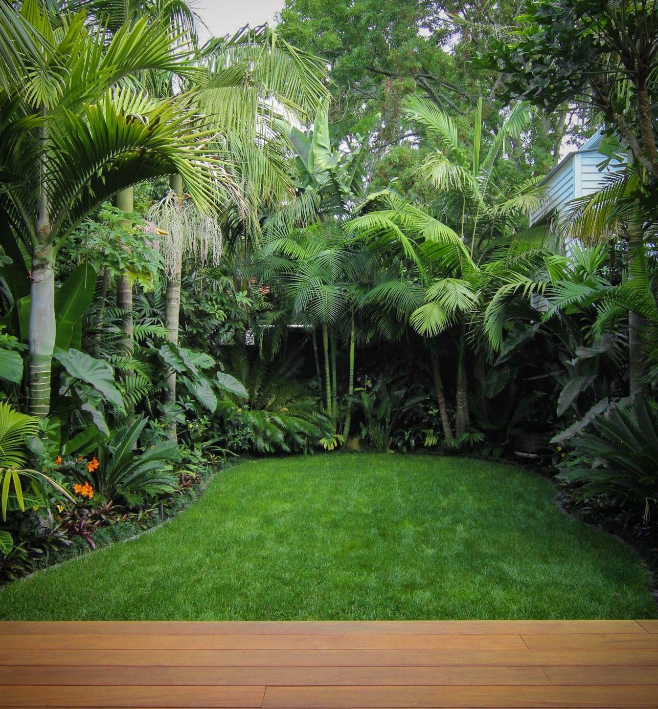Subtropical Garden Bali Garden Backyard Tropical Plants