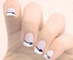 Pin By Cintia Cecilia On Uas Bonitas Pinterest Bow Tie Nails
