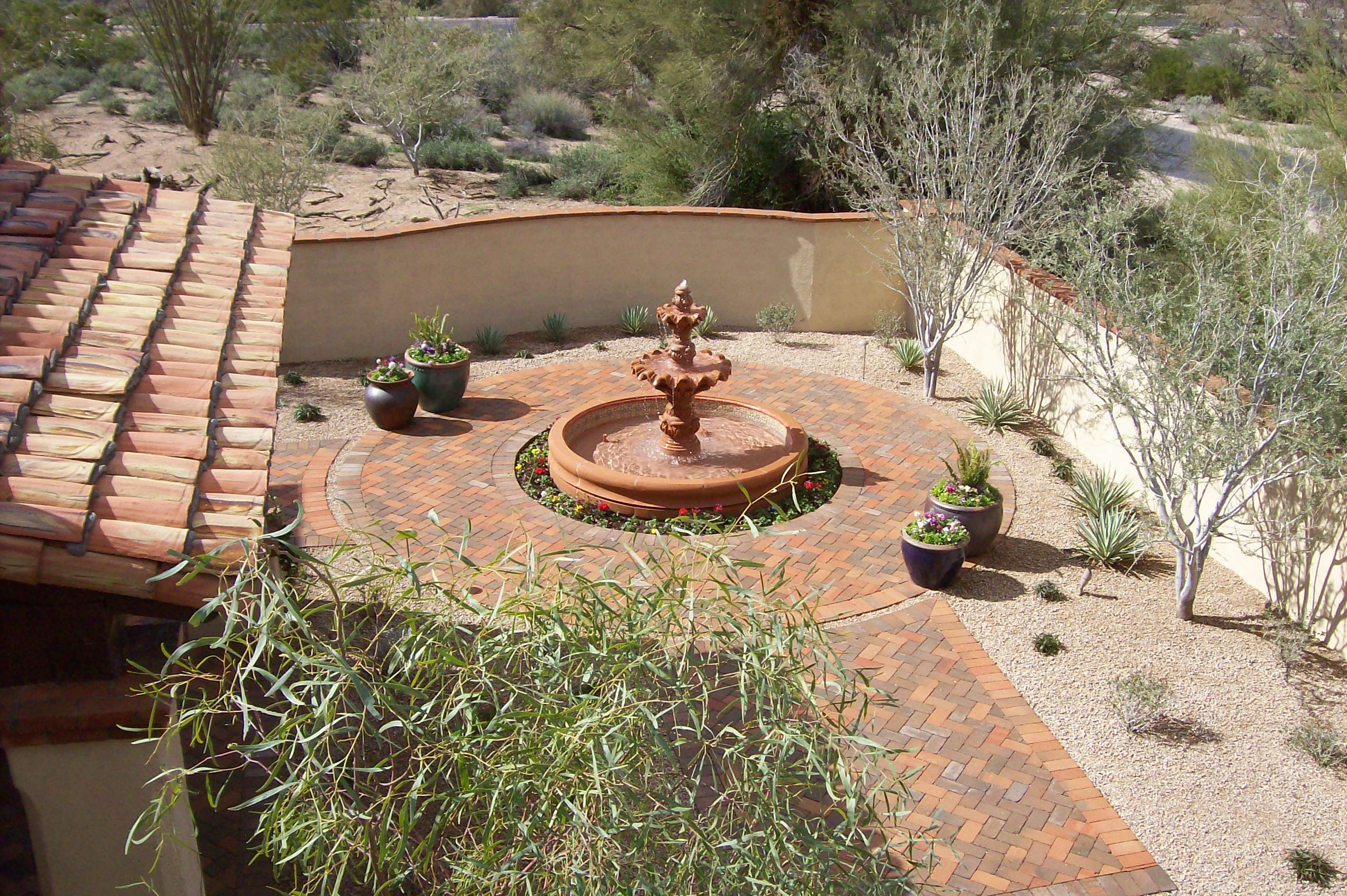 Fountains | Scottsdale Custom Home Builders