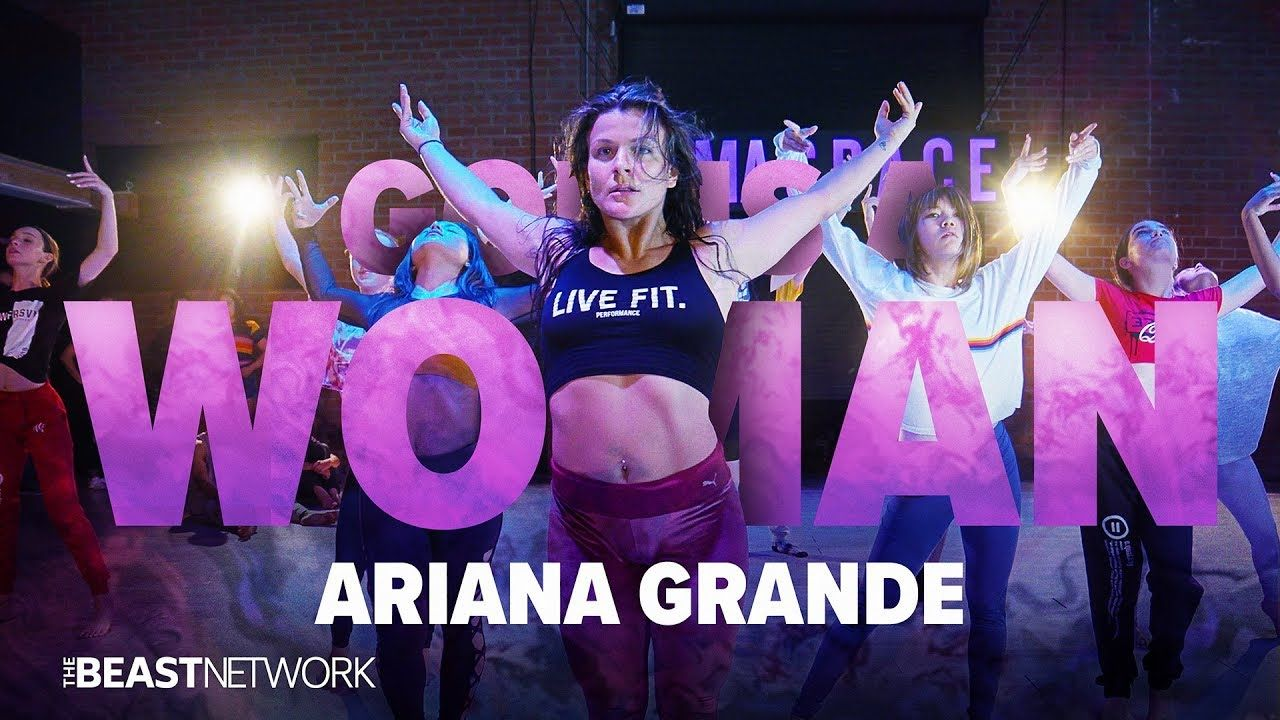 Ariana Grande God Is A Woman Janelle Ginestra Choreography