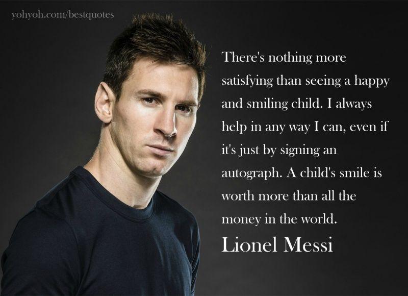 Resultado De Imagen Para Lionel Messi Quotes
