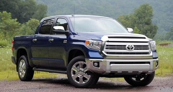 2018 Toyota Tundra Diesel Exterior  future vehicle news