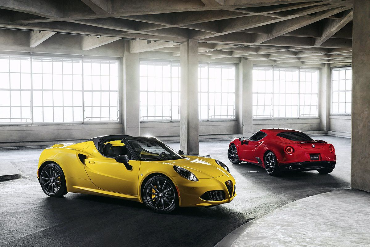 Find this pin and more on alfa romeo 4c spider