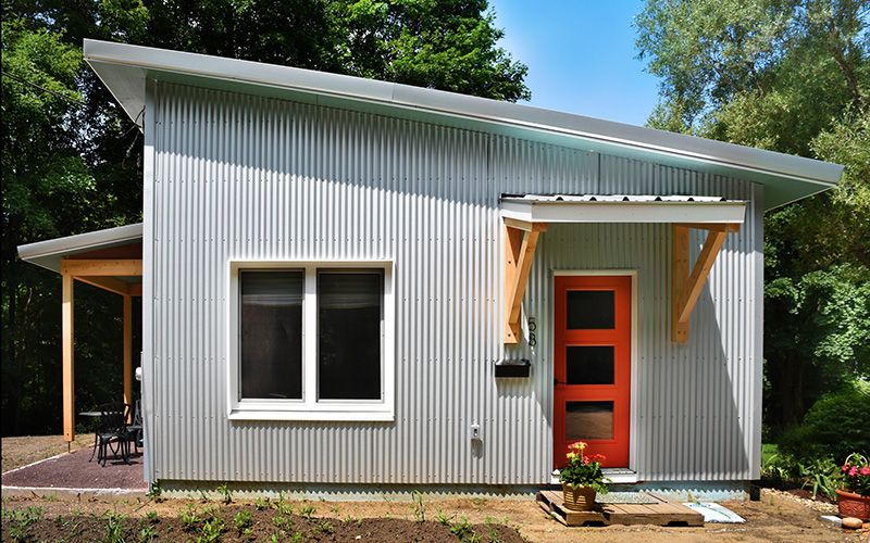 Nano Unity Homes Building A Small House Building A Tiny House Building Design