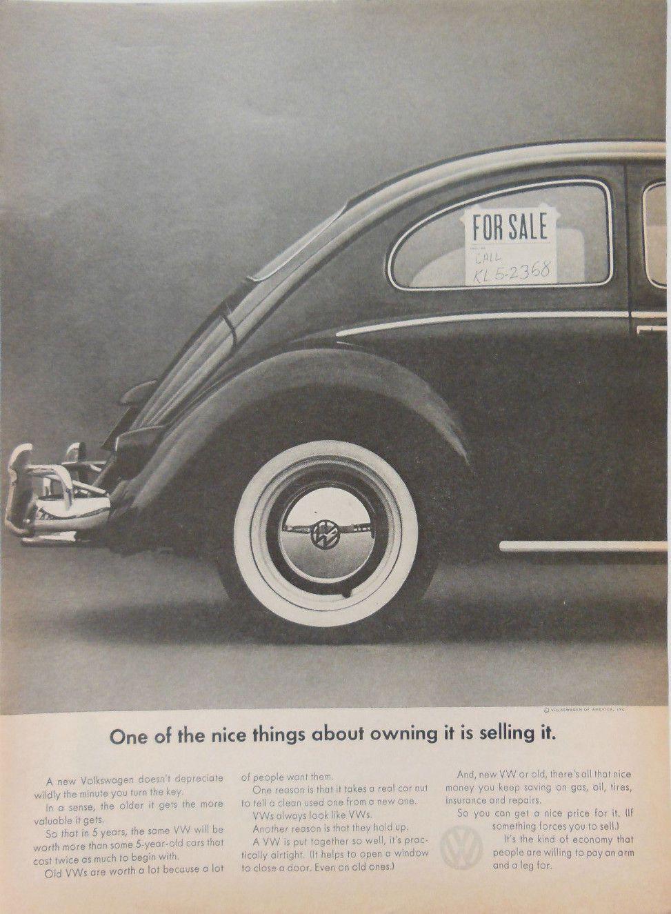 http://www.ebay.com.au/itm/VW-VOLKSWAGEN-BUG-BEETLE-AD-1960-original ...