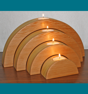 wood projects - Natrliche Hickory Holzbden