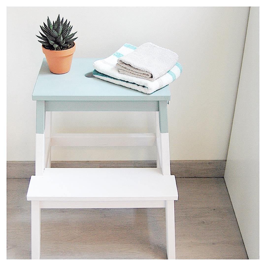 IKEA Bekvam step-stool, painted   Kids\' Bathroom in 2018   Pinterest ...