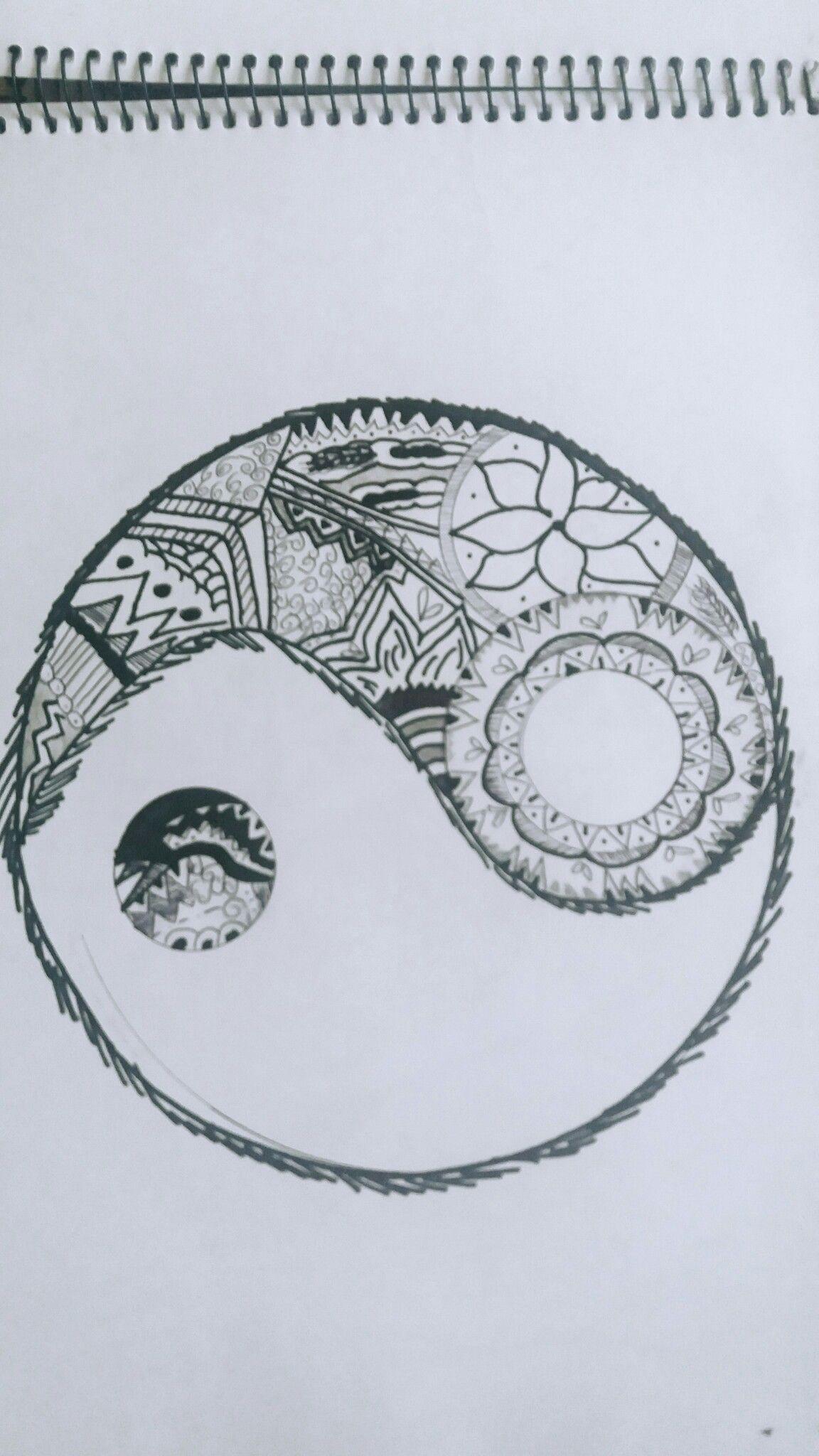 Mandalas Blackandwhite Dibujos Lapiz Mandala Mandala Y Tattoos