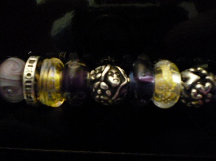 my newest beads