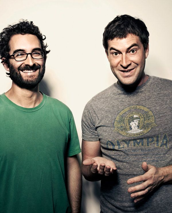 Jay y Mark Duplass :: The Duplass Brothers Have Kidnapped Hollywood! :: NYTimes.com