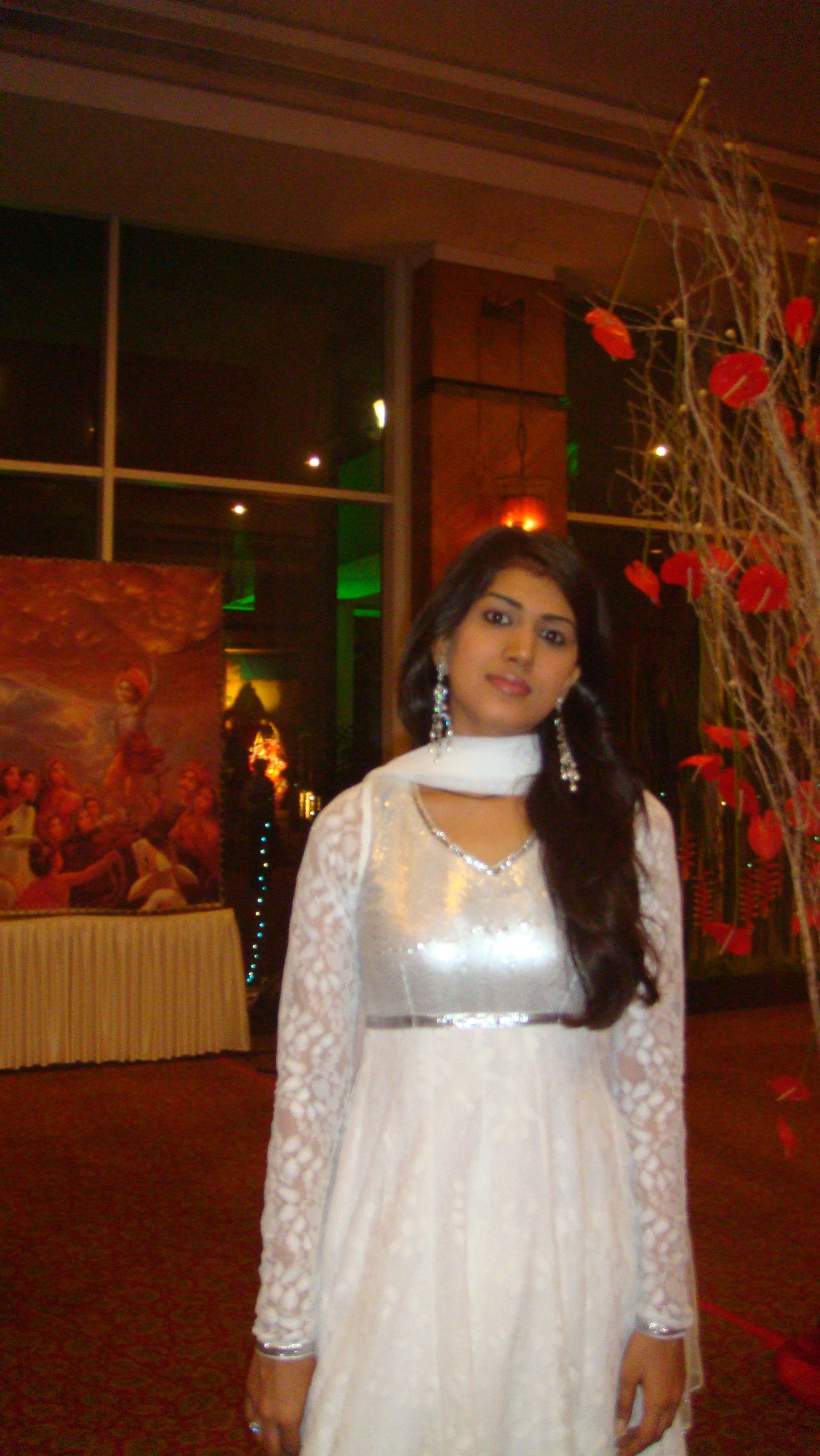 white anarkali by nazaakat.sj