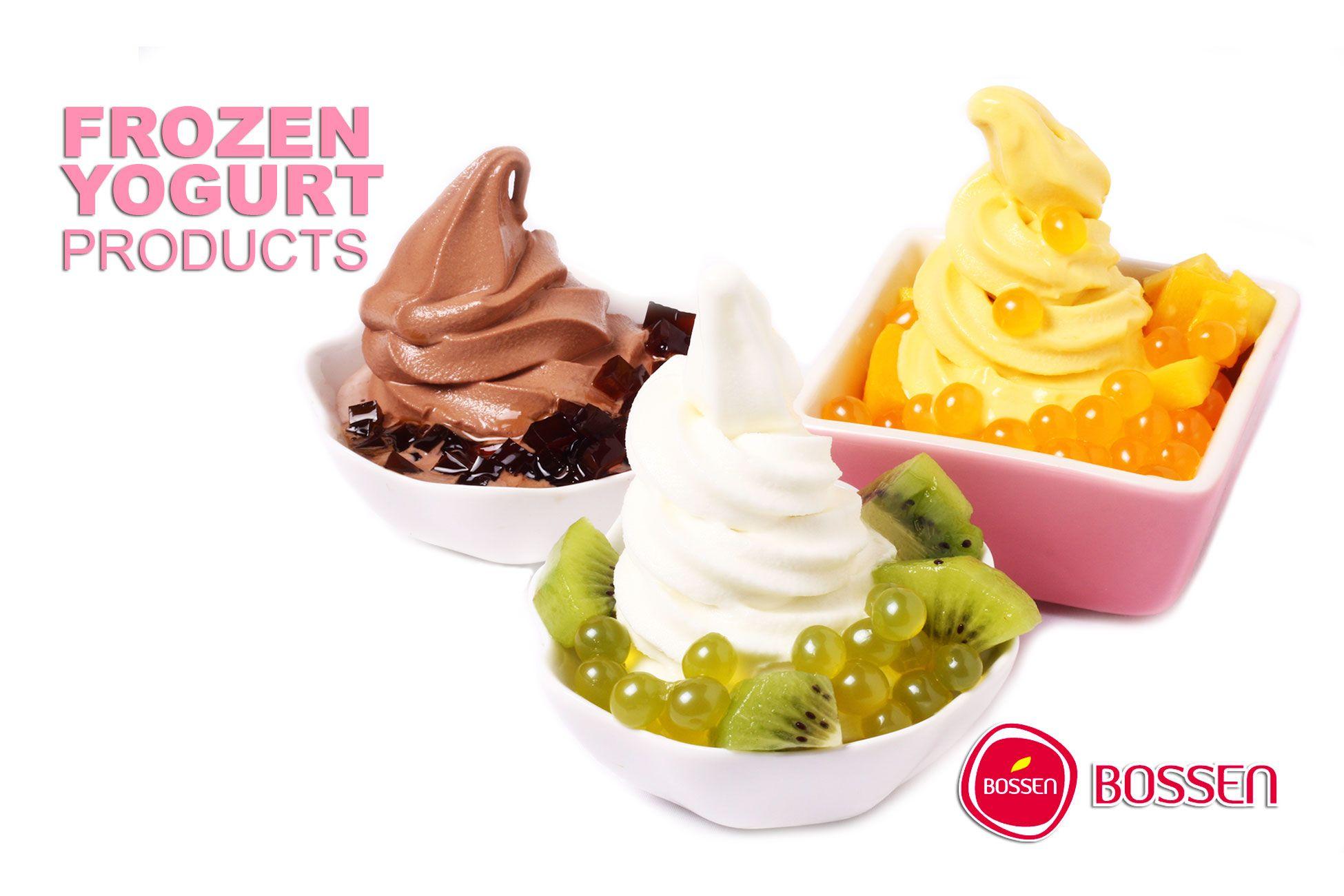 frozen yogurt lund