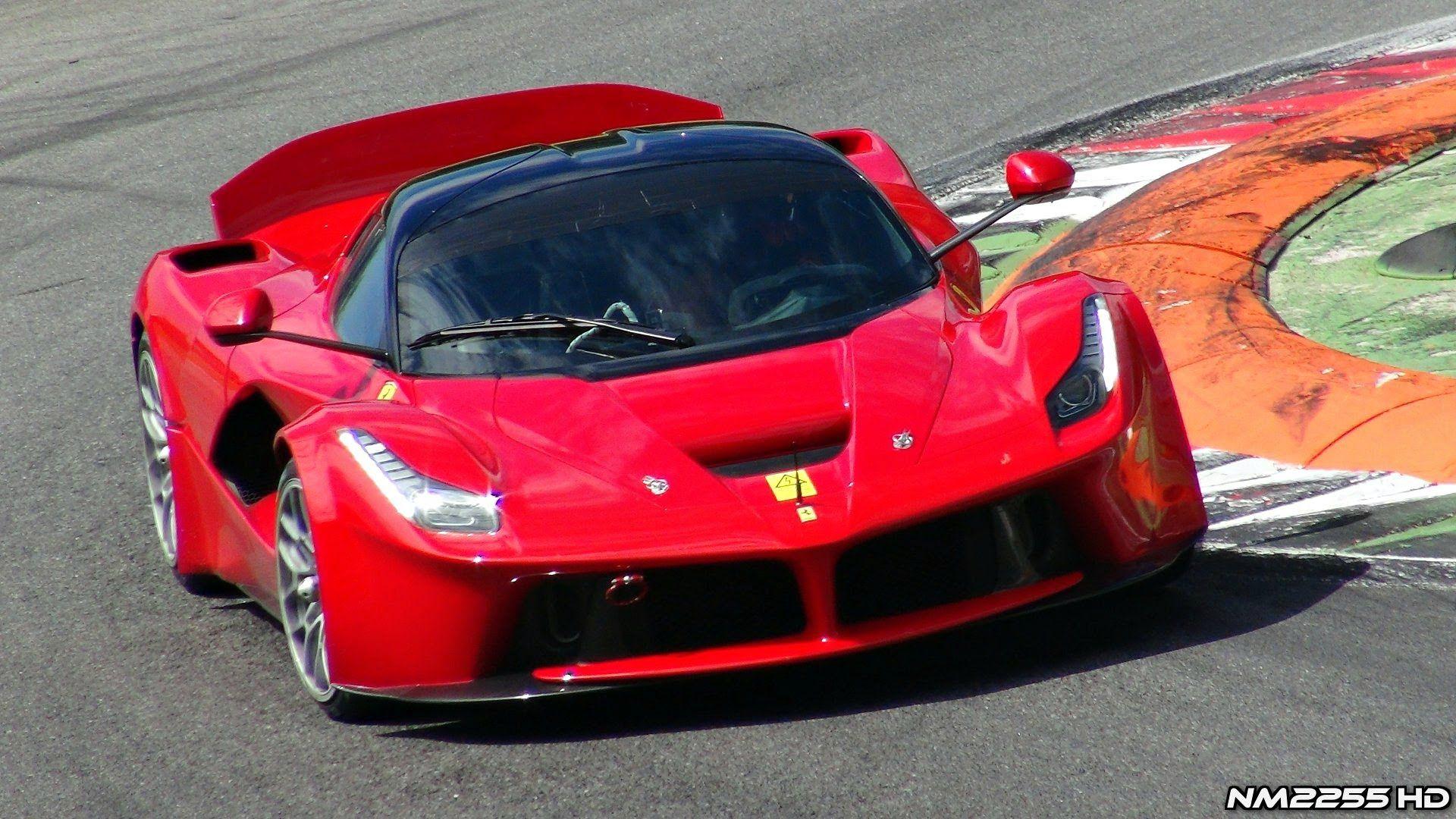 Ferrari LaFerrari XX Testing with EPIC Sound!! | cars, all