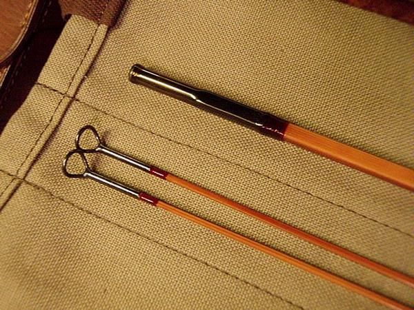 Cw Sam Carlson 6ft 3wt Quad One Of Only 4 Rods
