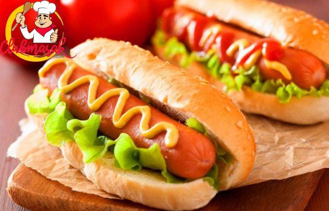 Resep Hotdog Sosis Sapi Mudah Dan Praktis Resep Hotdog Sosis
