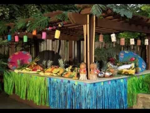 Hawaiian Party Ideas For Adults