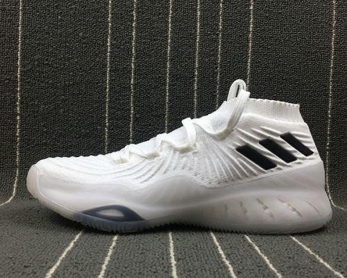 Como comprar Adidas Crazy explosivo primeknit calzado blanco LGH 2017