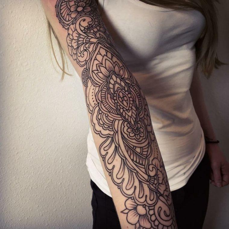 1001 + idee per Tatuaggi femminili - disegni da copiare ...