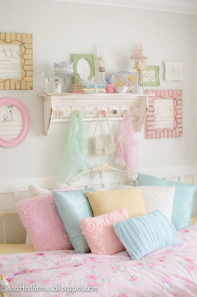 Adorable Modern Shabby Chic Home Decoratin Ideas 97 images