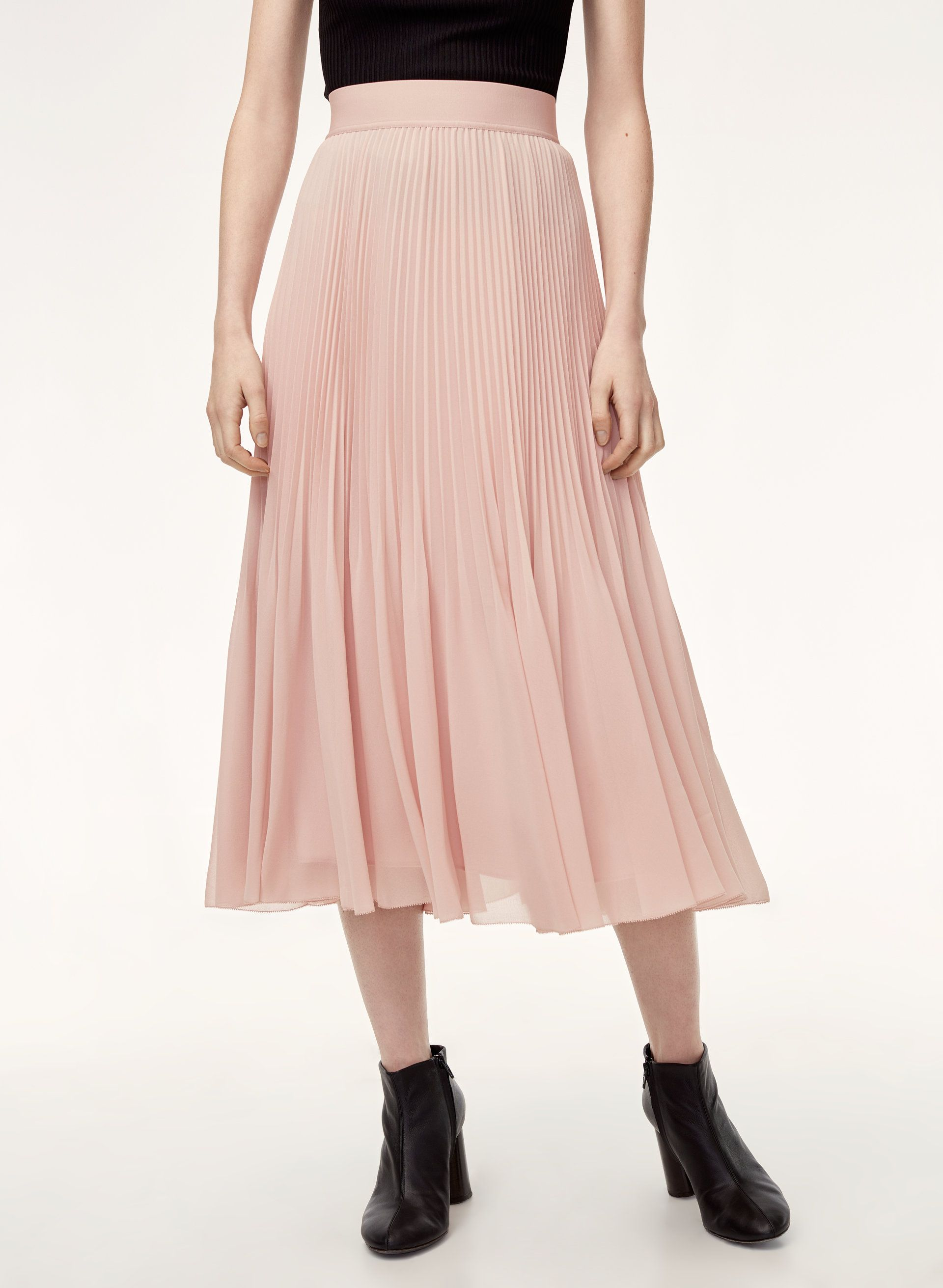 8813d85964ec Terre skirt | Style // Wish List | Skirts, Fashion, Pleated skirt