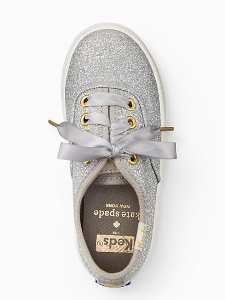 69ed240a066 Keds Kids X Kate Spade New York Champion Glitter Toddler Sneakers ...