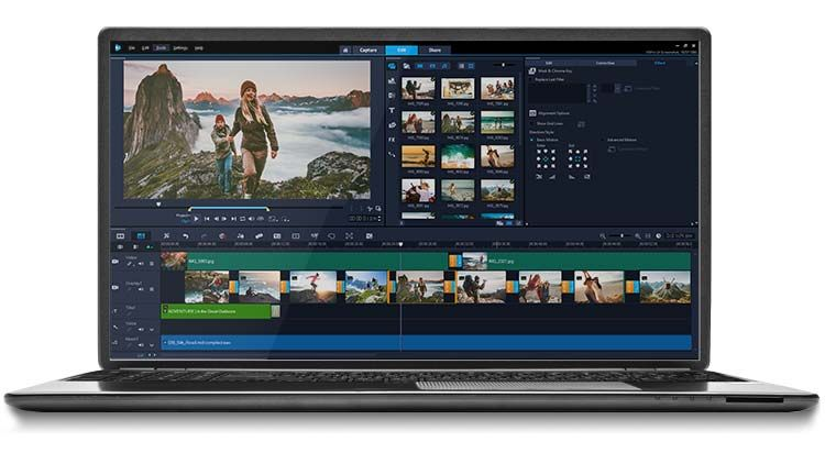 Corel VideoStudio Ultimate 2019 Video Editing Suite for PC