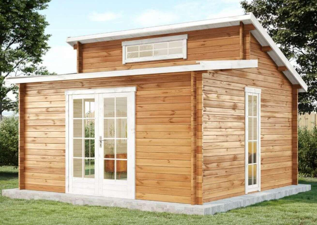 Gartenhaus Fiona70 ISO Gartenhaus kaufen