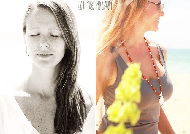 Chelsea Welch's Mala Beads