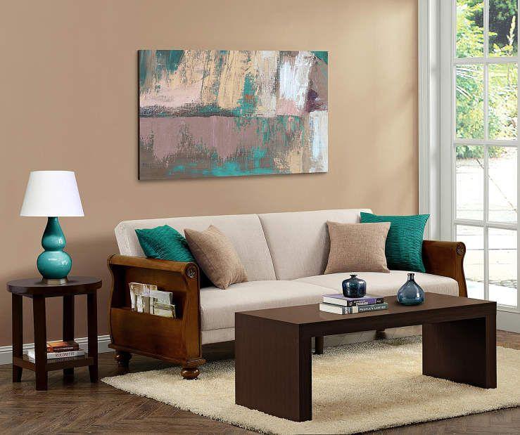 Best Beige Chenille Convertible Sofa Sleeper At Big Lots 400 x 300