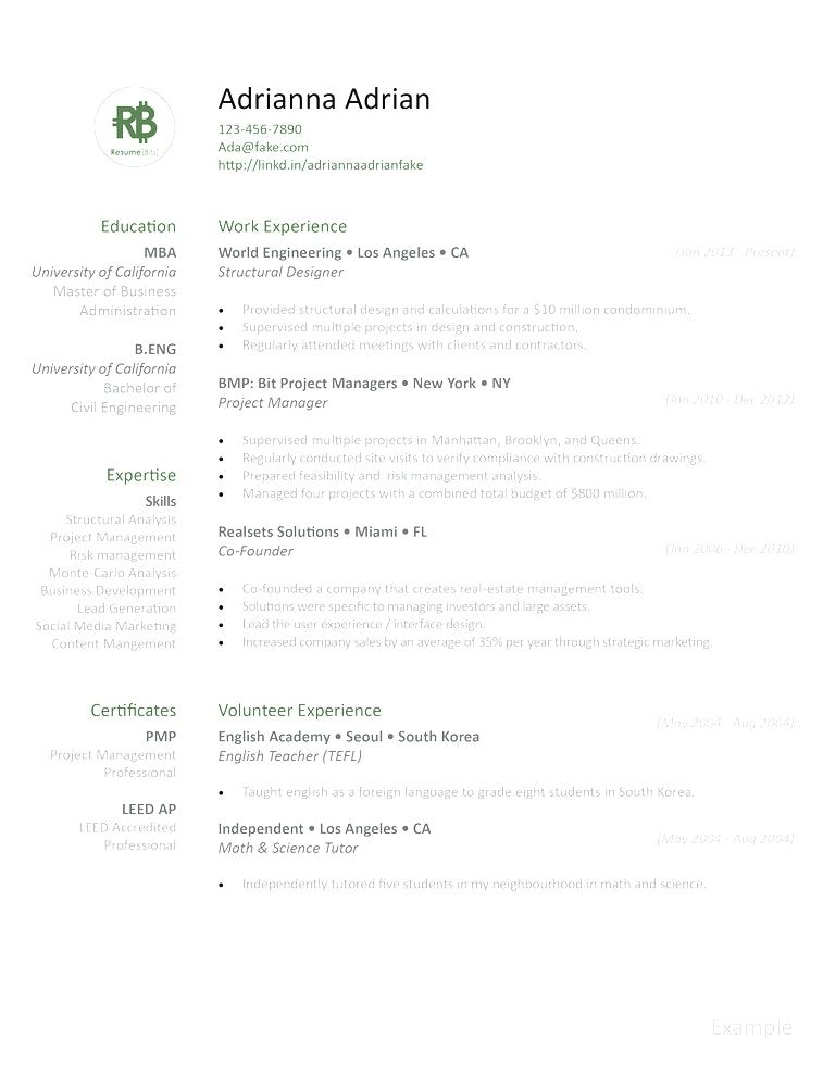 Resume Templates Reddit ResumeTemplates