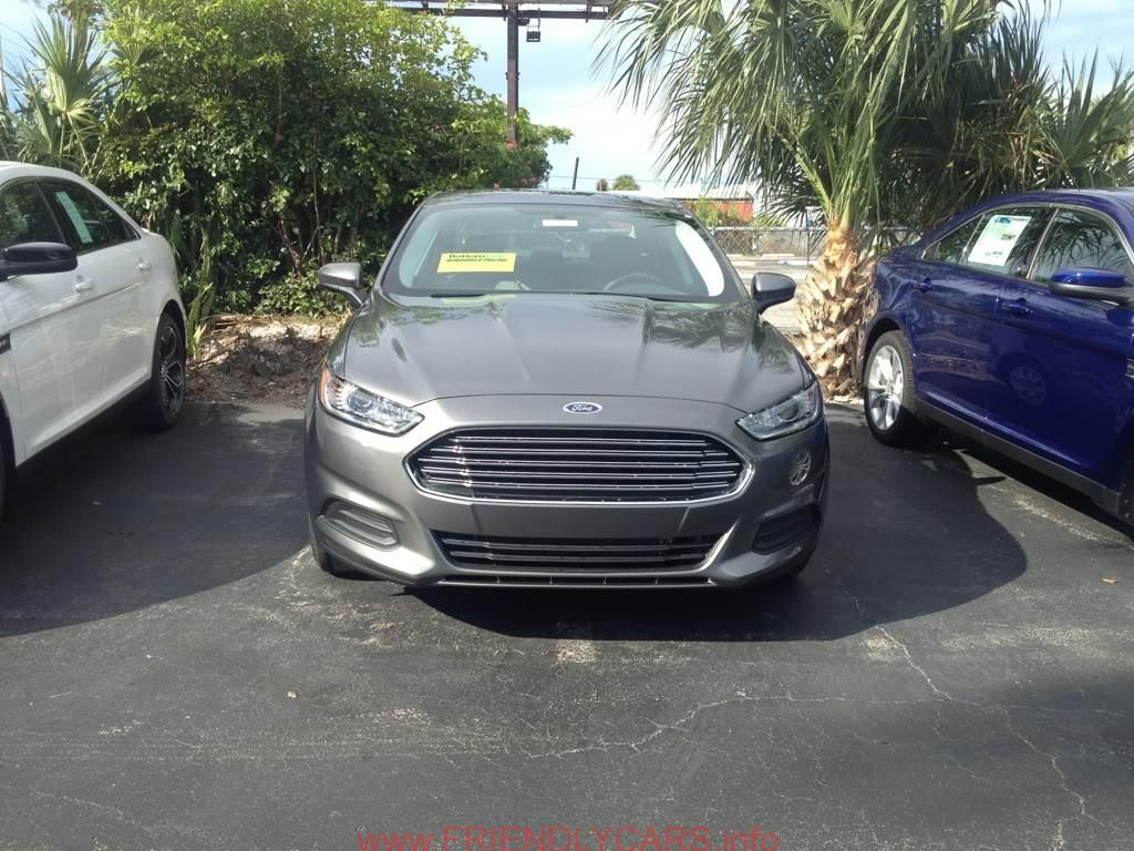 Ford Fusion 2013 Grey Car Images Hd Alifiah Sites